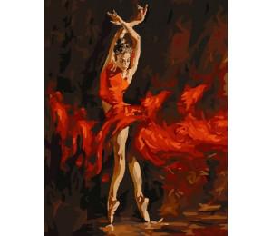 G286 Танец огня