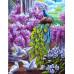 "Картина по номерам ""Павлин в саду"" 40х50 см (GX21335)"