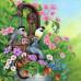 """Картина по номерам """"Птички и бурундук"""" 40х50 см (GX21482)"""