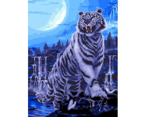 GX21703 Белый тигр