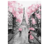 Картина по номерам «Весна. Время любви»