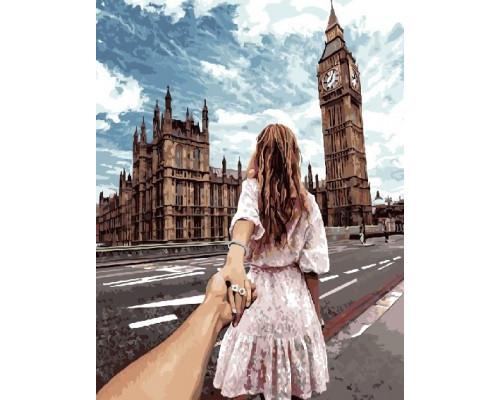 GX22063 Следуй за мной . Лондон
