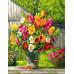 """Paintboy Картина по номерам """"Яркий букет полевых цветов"""" 40х50 см (GX22635)"""