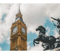 "Paintboy Картина по номерам ""Вид на башню""  40х50 см (GX23839)"
