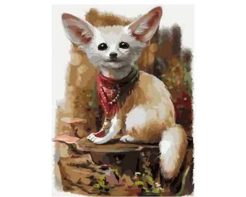 "Paintboy Картина по номерам ""Фенек"" 40х50 см (GX24794)"