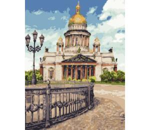"Paintboy Картина по номерам ""Исаакиевский собор"" 40х50 см (GX3271)"