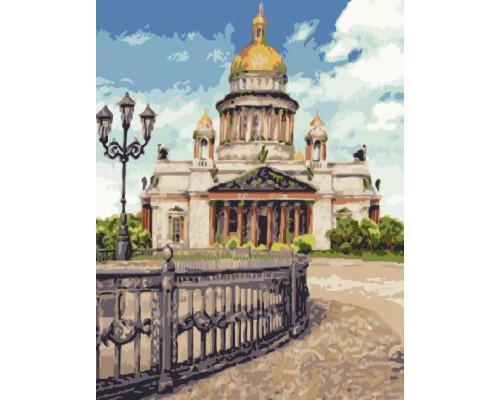 Картина по номерам «Исаакиевский собор»