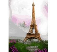 "Paintboy Картина по номерам ""Небо над парижем""  40х50 см (GX3284)"