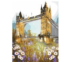 "Paintboy Картина по номерам ""Тауэрский мост"" 40х50 см (GX3286)"