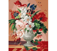 "Paintboy Картина по номерам ""Цветы в вазе""  40х50 см (GX7292)"