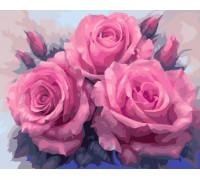 GX7903 Нежные розы