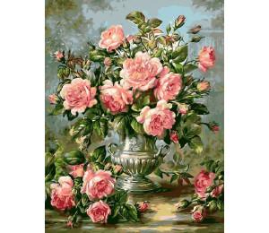 GX9447 Букет английских роз