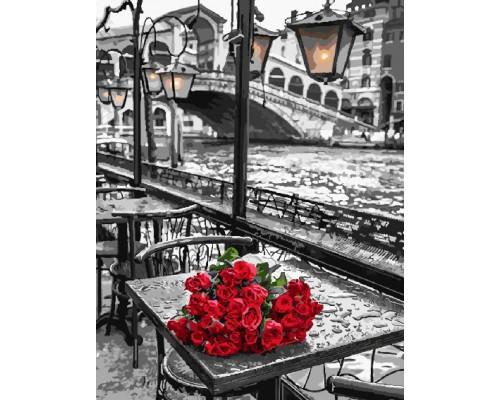 GX9754 Цветы на столе