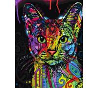 GX9868 Абиссинский кот