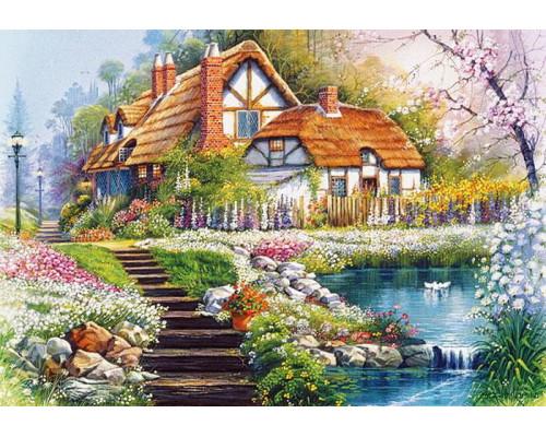 RDG-1038 Дом у пруда