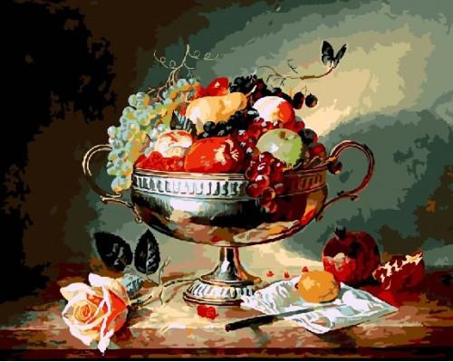 RDG-1040 Ваза с фруктами