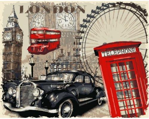 RDG-2552 Лондонские зарисовки