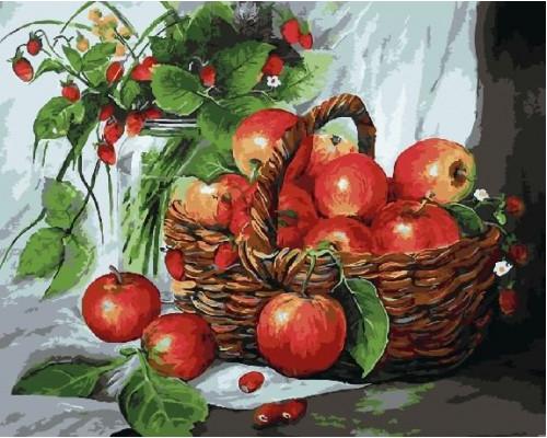 RDG-2567 Корзинка яблок