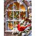 """RADUGA Картина по номерам """"Рождественское настроение"""" 40х50 см (RDG-2928)"""