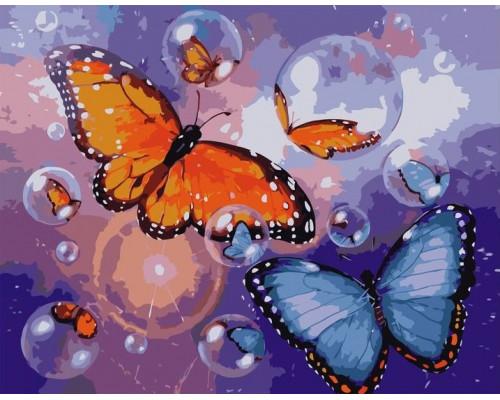 Бабочки и пузыри