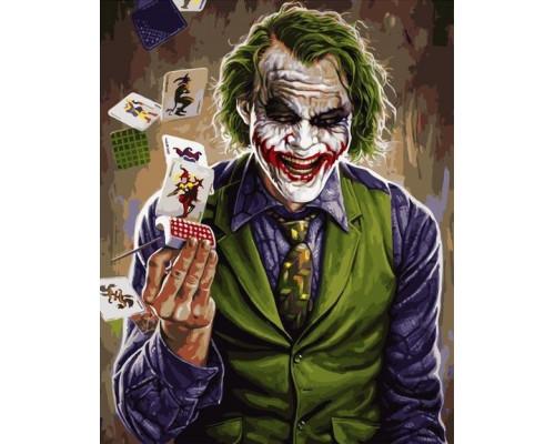 Джокер с колодой карт
