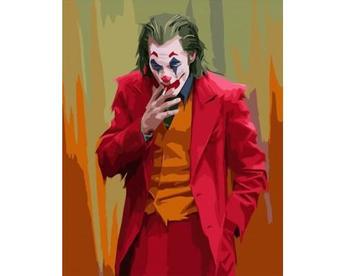 Джокер с сигаретой