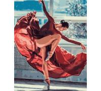 Грациозная танцовщица