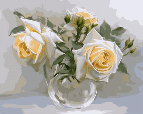 БИ4. Белые розы, Бузин И.,