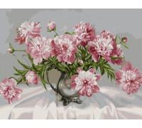 БИ11. Розовые пионы, Бузин И.,