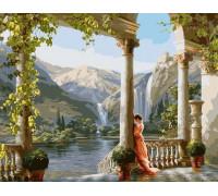 Картина по номерам 40х50 см СМ5. Идиллия, Сатаров М., VA-1514