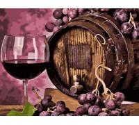 Бочонок вина