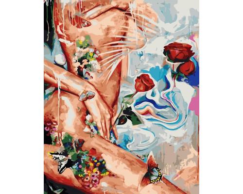 Изящество и розы