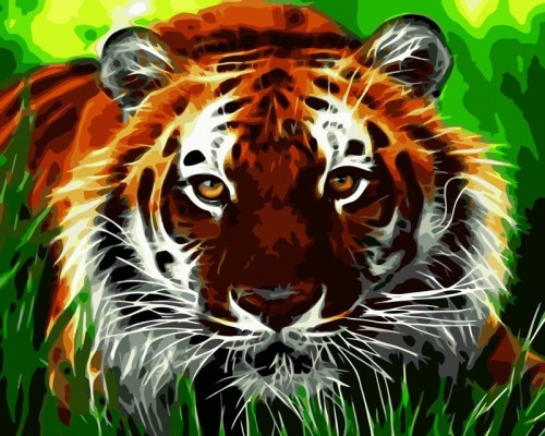 Притаившийся тигр